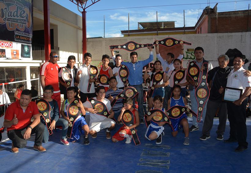 Pegaron fuerte en el Estatal de Boxeo Montoya 2017 | El Imparcial de Oaxaca