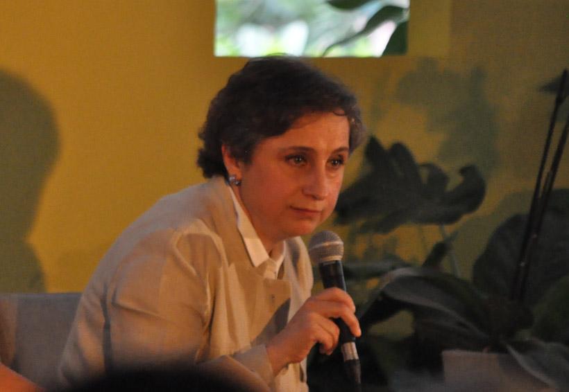 EPN finalizará sexenio con 60 mmdp de gasto en comunicación social: Aristegui | El Imparcial de Oaxaca