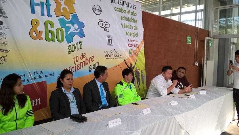 Presentan la primera  carrera CRAD Fit&Go Oaxaca   El Imparcial de Oaxaca