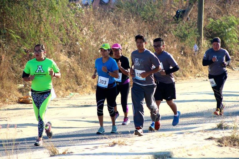 La Carrera Anáhuac va por su cuarta edición | El Imparcial de Oaxaca