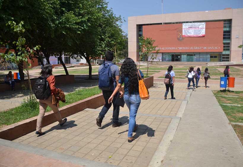Pierde  UABJO  75 mdp  para becas | El Imparcial de Oaxaca