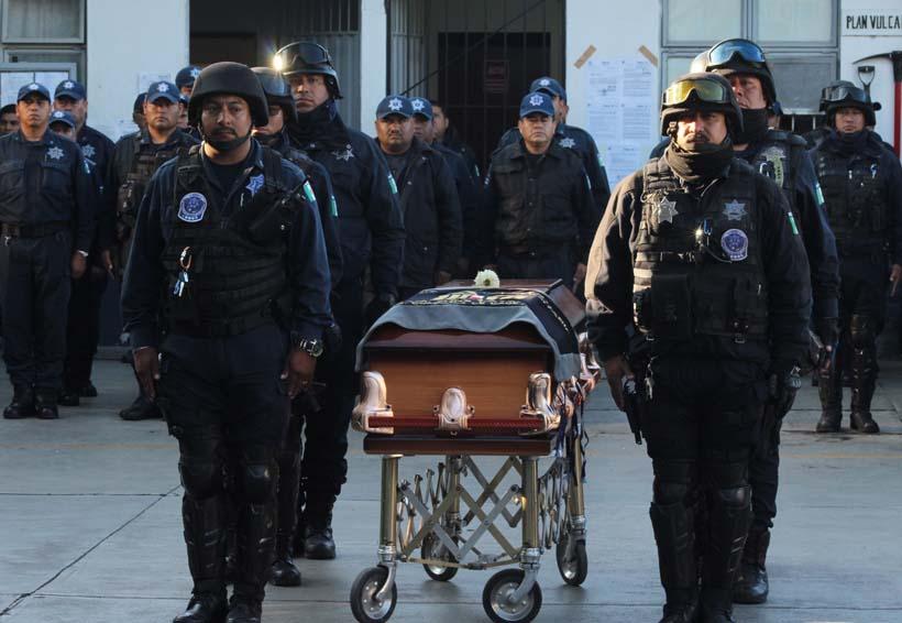 Despiden a asesor jurídico que murió en accidente en Ixcotel | El Imparcial de Oaxaca