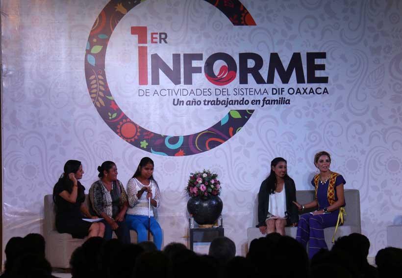Avanza DIF Oaxaca con paso firme