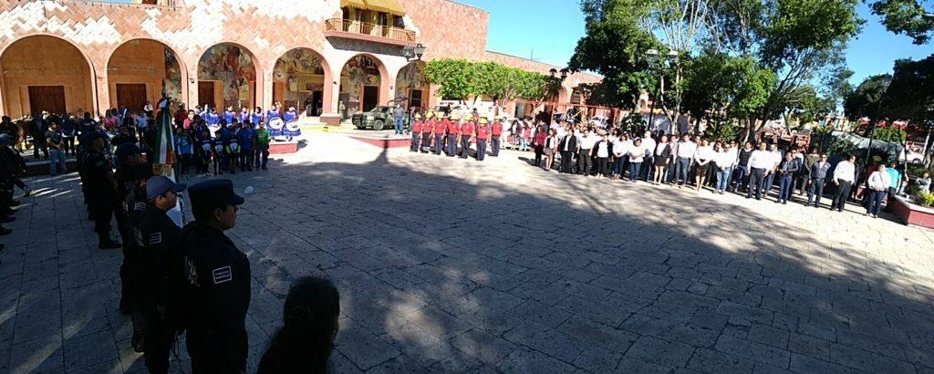 Conmemoran 107 aniversario  de la Revolución Mexicana en Huajuapan   El Imparcial de Oaxaca
