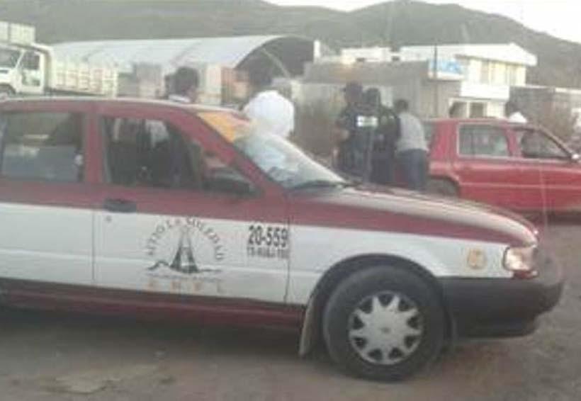 Tras choque arrestan a conductores en Huajuapan de León | El Imparcial de Oaxaca