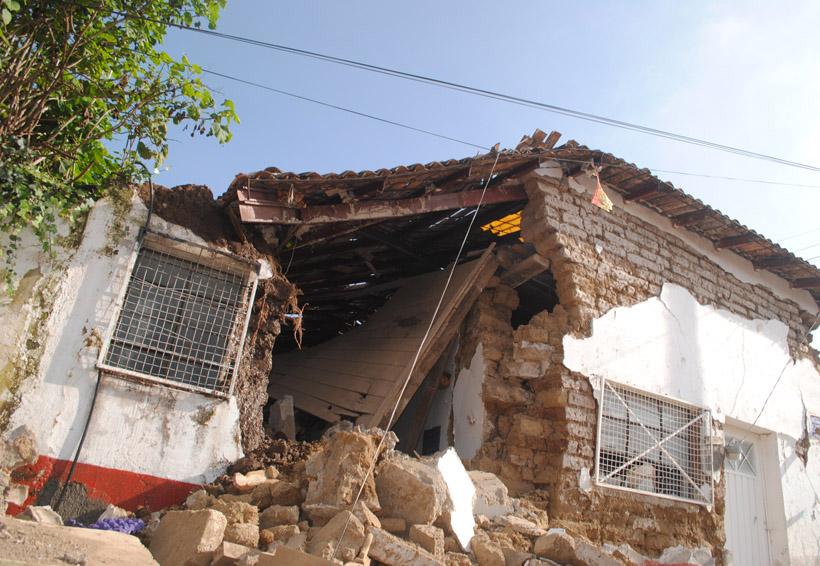 A paso lento, trabajos de reconstrucción en el Istmo de Tehuantepec, Oaxaca | El Imparcial de Oaxaca