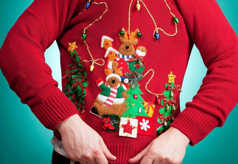 Formas de combinar tus suéteres navideños que sí se ven bien | El Imparcial de Oaxaca