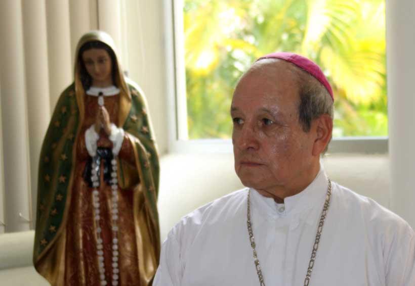Critica arzobispo de Oaxaca nepotismo en ayuda a damnificados | El Imparcial de Oaxaca