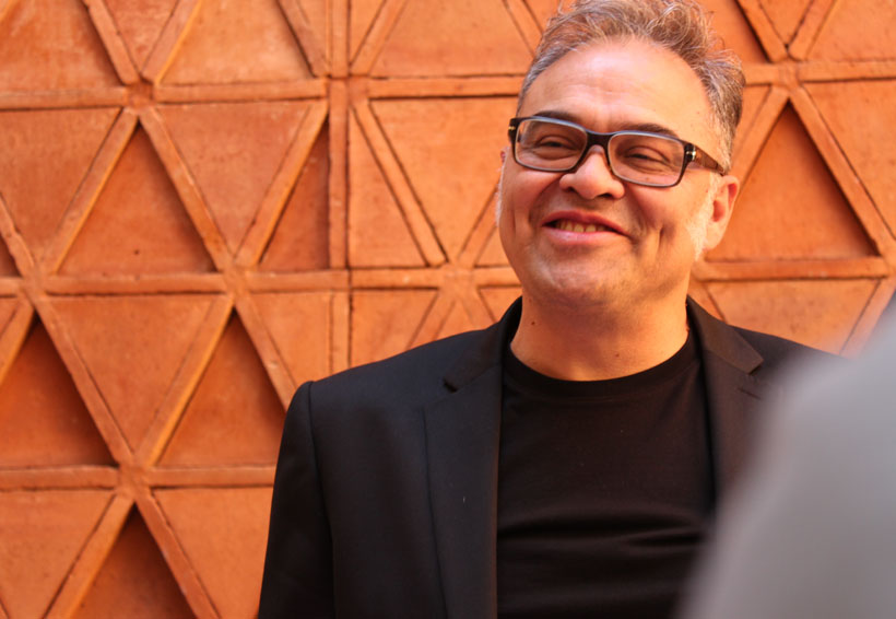 Quiero escoger todo:  Joselo Rangel   El Imparcial de Oaxaca