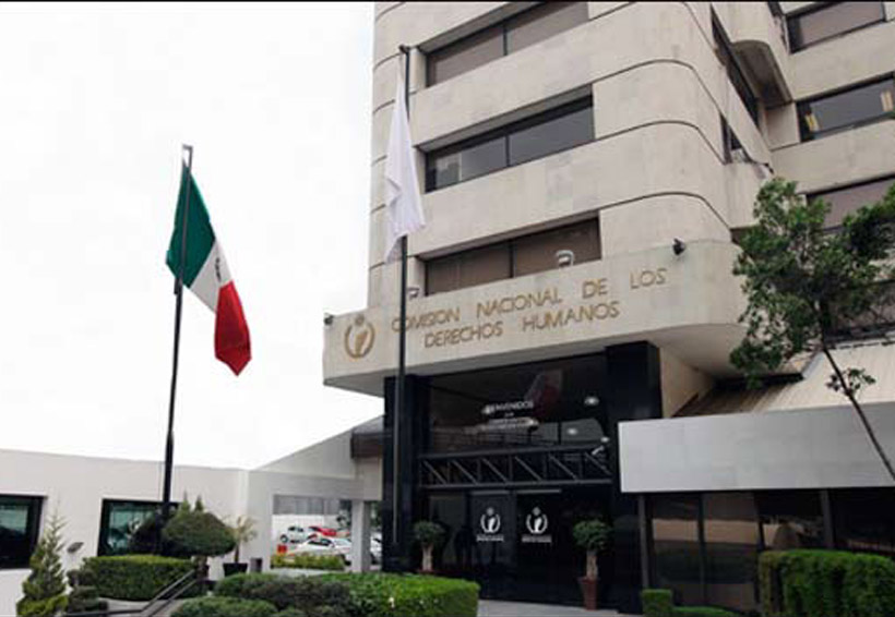 CNDH pide a gobiernos medidas cautelares para etapa de reconstrucción | El Imparcial de Oaxaca