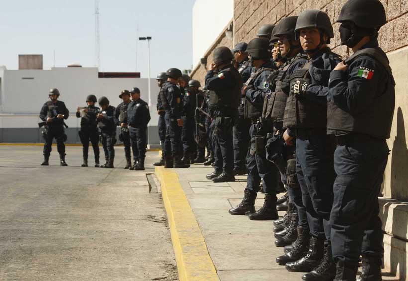 Policía Estatal de Oaxaca, una de las peores del país | El Imparcial de Oaxaca