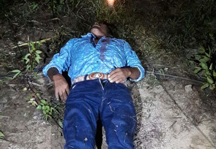 Certero balazo a hombre de campo en Tepenixtlahuaca | El Imparcial de Oaxaca