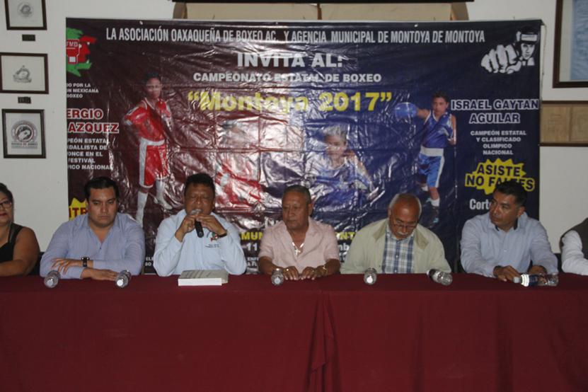 Presentan Estatal Montoya 2017 | El Imparcial de Oaxaca