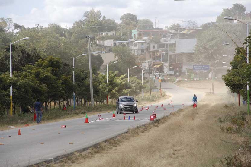 Pusieron a prueba toda su pericia | El Imparcial de Oaxaca