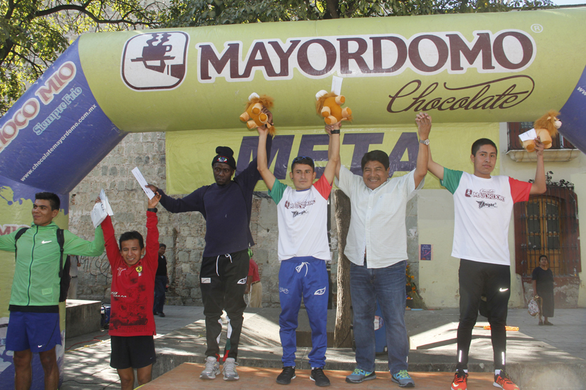 Corrieron por la Libertad | El Imparcial de Oaxaca