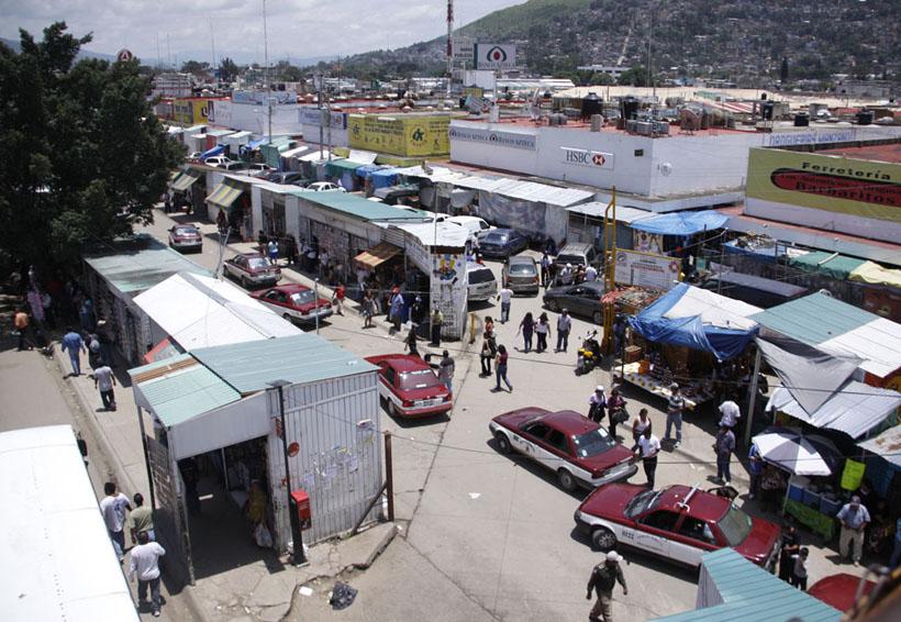 Llaman a poner orden en el Mercado de Abasto de Oaxaca