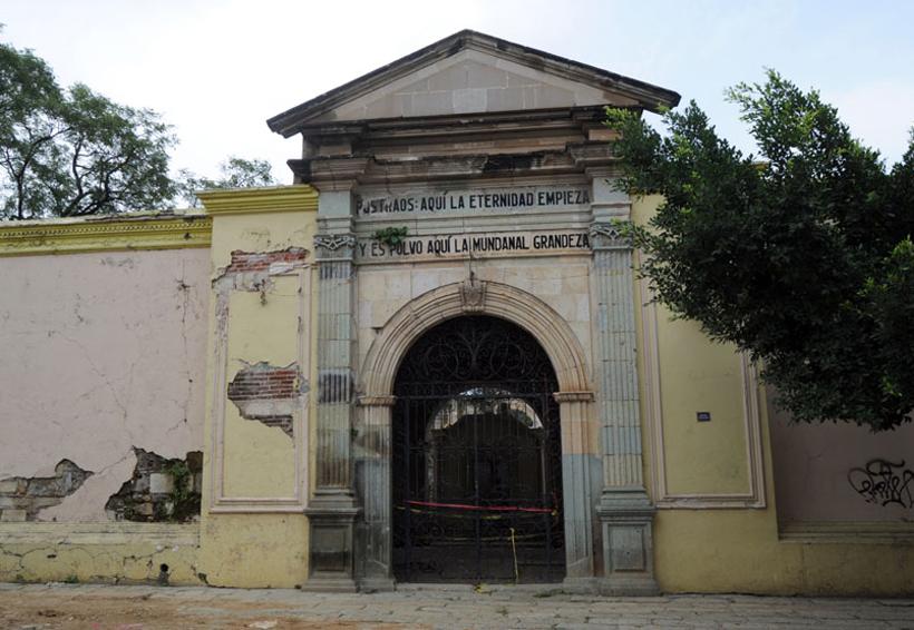 Panteones | El Imparcial de Oaxaca