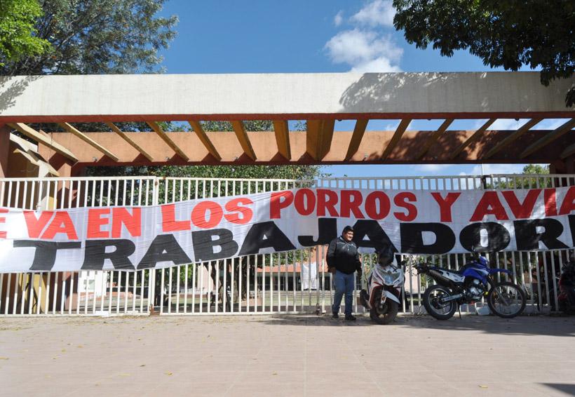 Continúa paro en la UABJO | El Imparcial de Oaxaca