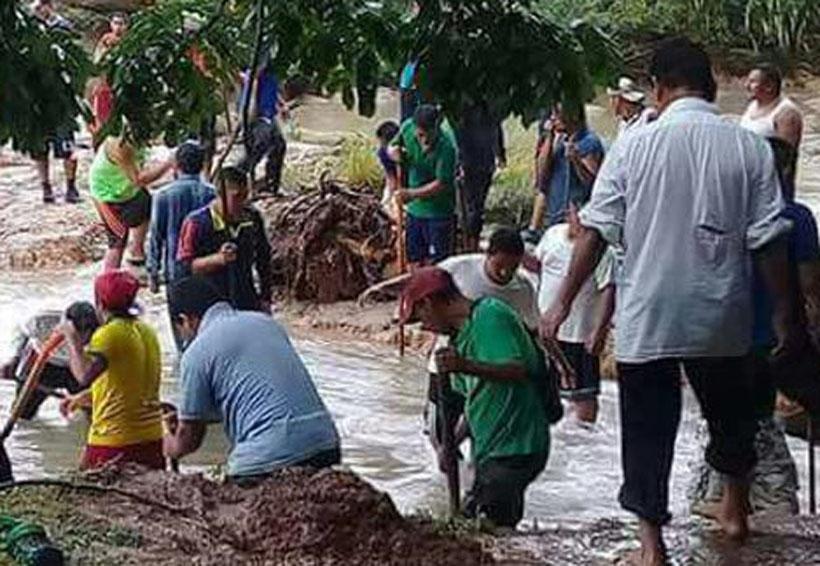 AMLO anuncia acciones por sequía en Agua Azul