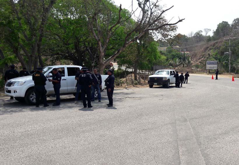 Refuerzan operativo por fiestas  de noviembre en Puerto Escondido | El Imparcial de Oaxaca