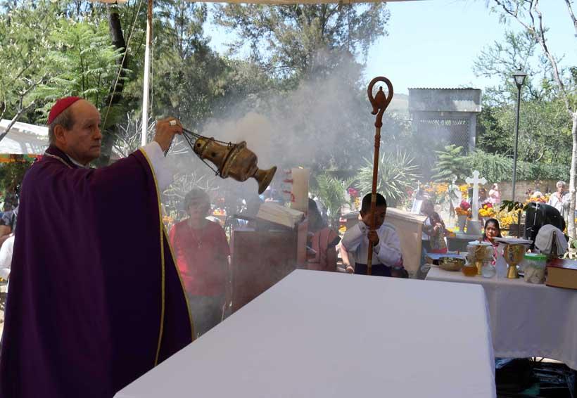 Pide arzobispo de Oaxaca superar secuelas de los terremotos | El Imparcial de Oaxaca