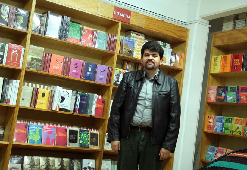 Sergio Arroyo, ganador de la 2ª Residencia Ventura + Almadía | El Imparcial de Oaxaca