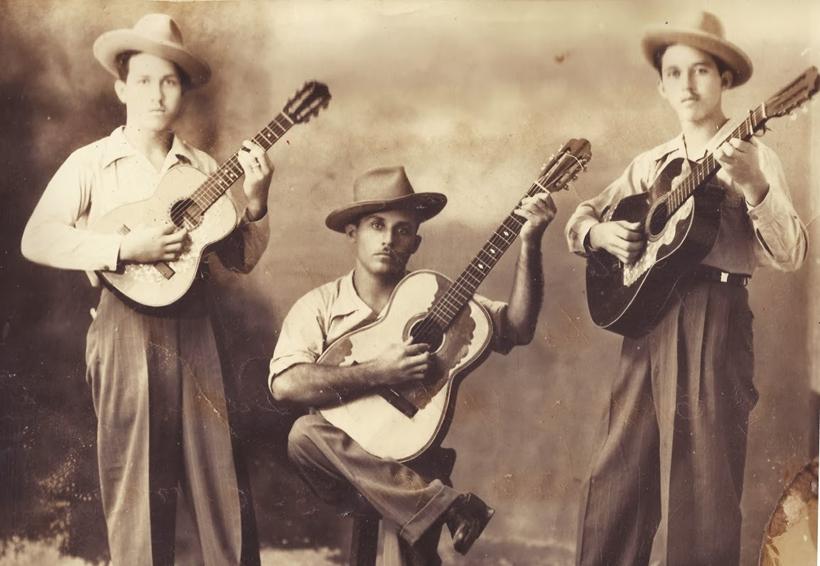 Delfino Ordaz Toledo, fundador del Trío Monte Albán, con la música en el alma | El Imparcial de Oaxaca