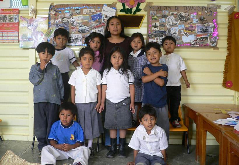 Una Paloma de la Paz en pro de la educación comunitaria en Oaxaca | El Imparcial de Oaxaca
