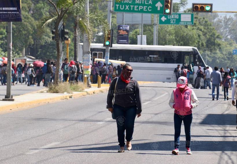"""En Oaxaca no pasa nada"": AMH | El Imparcial de Oaxaca"