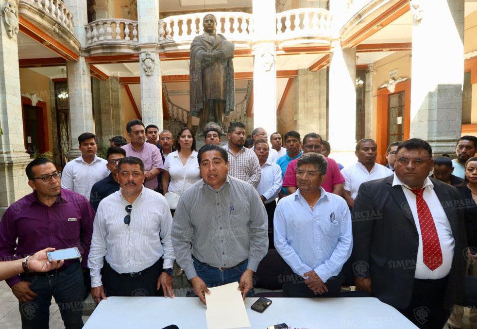 En disputa edificio de la facultad de derecho de la UABJO en el centro de Oaxaca | El Imparcial de Oaxaca
