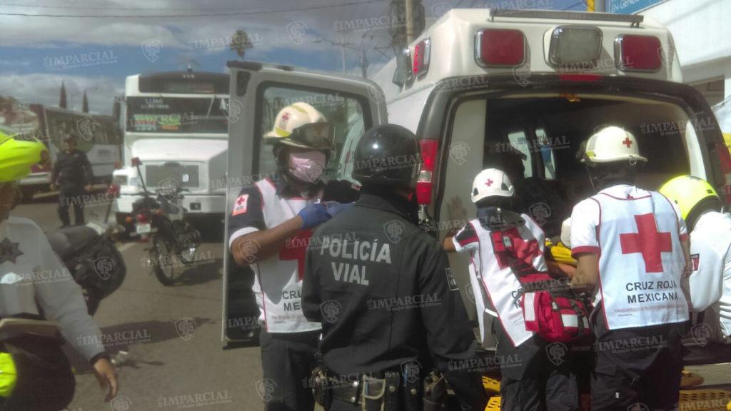 Camión urbano arrolla a sacerdote en Oaxaca | El Imparcial de Oaxaca