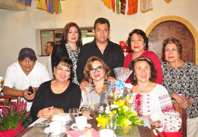 Festejan a Luli