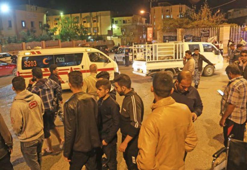 Al menos 30 muertos deja sismo de magnitud 7.3 en frontera Irak-Irán | El Imparcial de Oaxaca