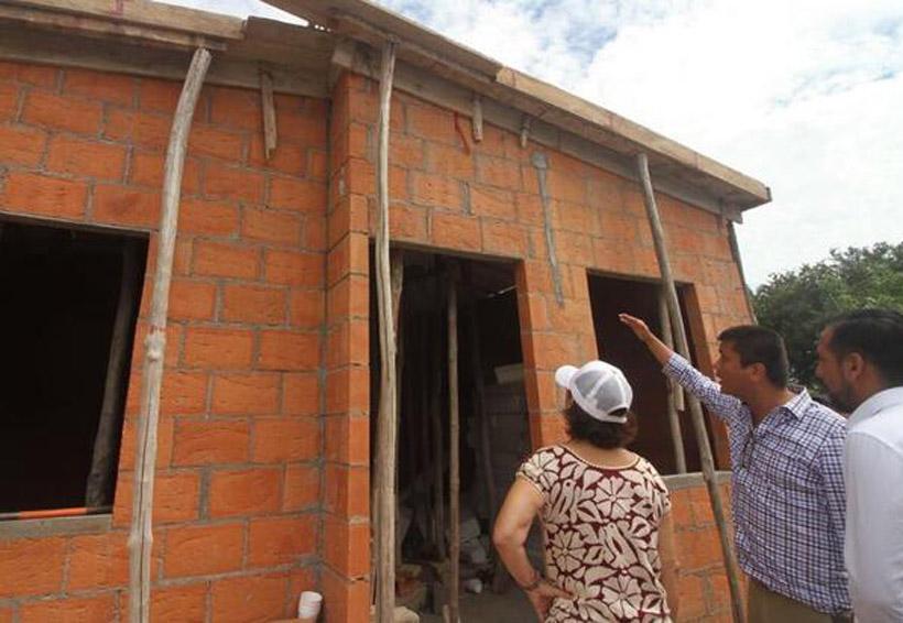Estima Sedatu reconstruir en Oaxaca 3 mil viviendas en 2017 | El Imparcial de Oaxaca