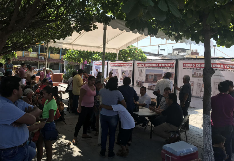 Arquitectos locales presentan proyectos de casas en Ixtepec | El Imparcial de Oaxaca