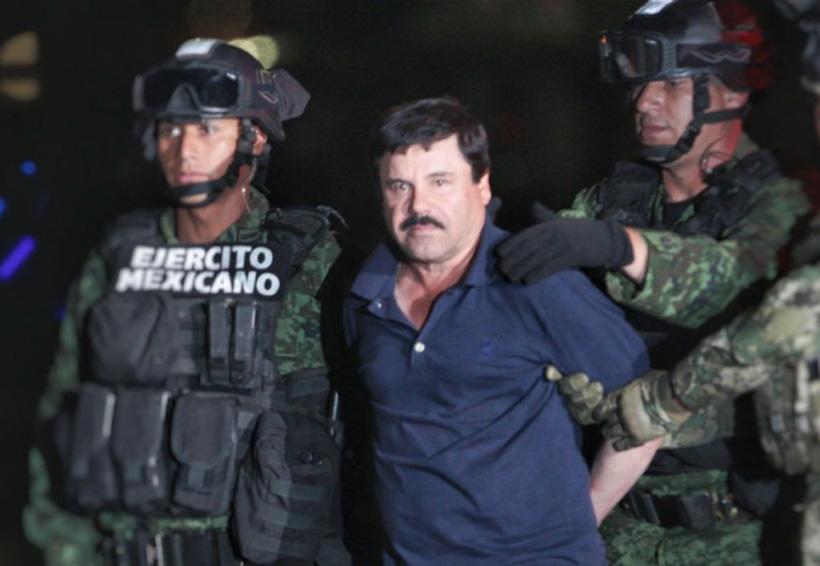 El Chapo no puede tener Biblia ni un diccionario en su celda