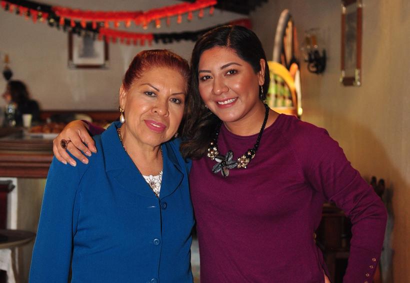 ¡Feliz cumpleaños María del Carmen!