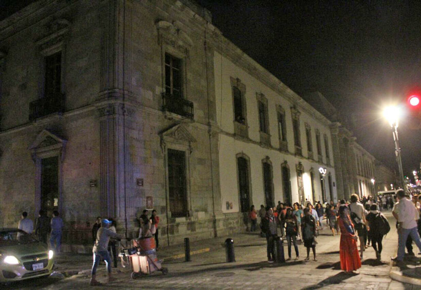 Retoman control de la Facultad de Derecho | El Imparcial de Oaxaca