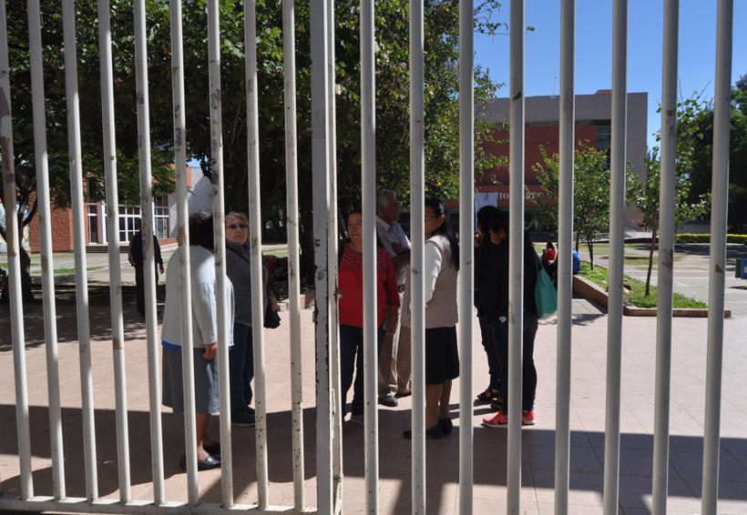 STEUABJO mantiene el  paro en la Universidad | El Imparcial de Oaxaca