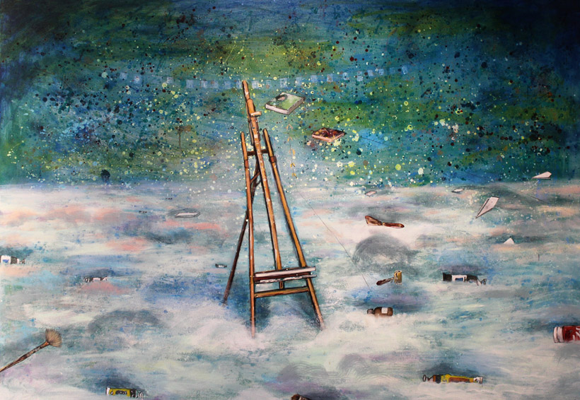 El arte, aventura que se tiene que disfrutar