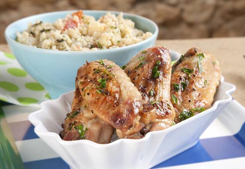 Alitas de pollo al horno | El Imparcial de Oaxaca