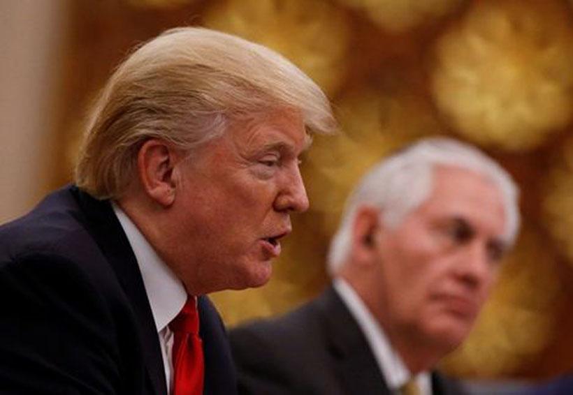 Trump pide apoyo a China para frenar a Norcorea | El Imparcial de Oaxaca