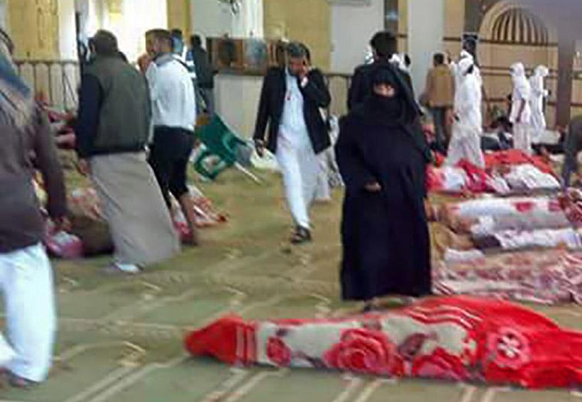 Aumenta a 305 el número de muertos en Egipto tras atentado | El Imparcial de Oaxaca