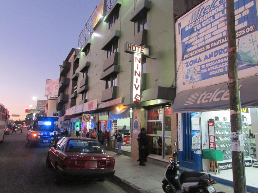 Lo dejan morir en un hotel en el centro de la ciudad de Oaxaca | El Imparcial de Oaxaca
