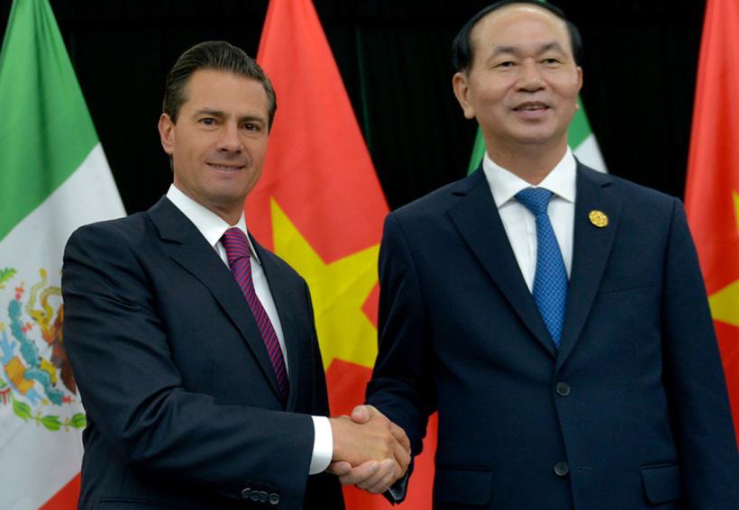 México y Vietnam manifiestan voluntad para impulsar el TPP sin Estados Unidos | El Imparcial de Oaxaca