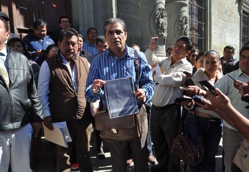 Sin tregua en Derecho; autoridades y disidentes mantienen postura | El Imparcial de Oaxaca