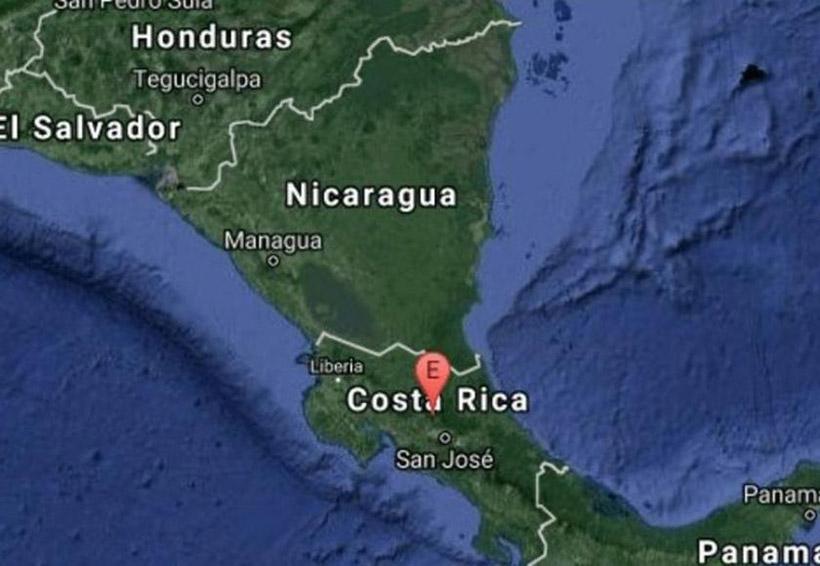 Sismo de mangnitud 6.8 sacude a Costa Rica | El Imparcial de Oaxaca