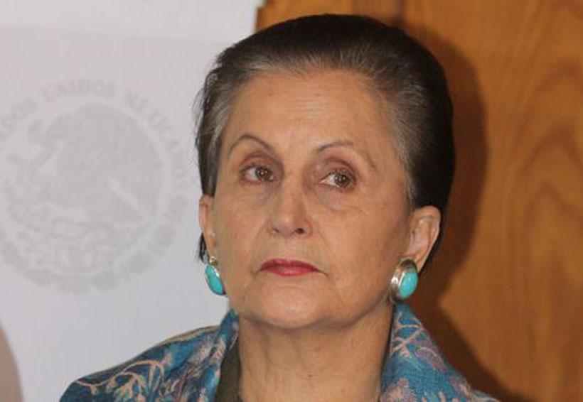 Murió Angélica Luna Parra, titular del Indesol | El Imparcial de Oaxaca