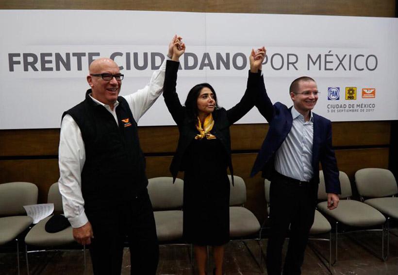 Frente Ciudadano aprendió de errores del pasado | El Imparcial de Oaxaca