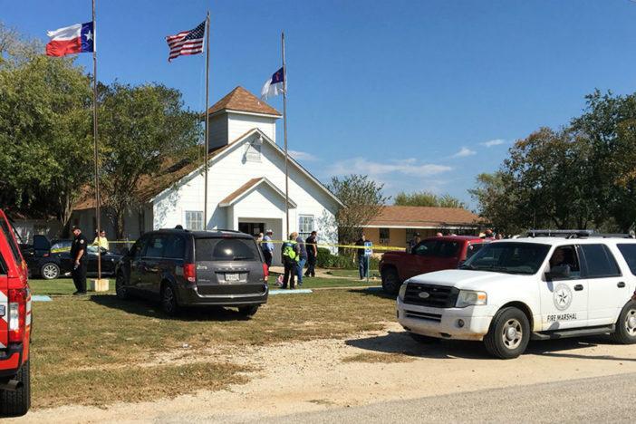 Tiroteo en iglesia de Texas deja al menos 27 muertos | El Imparcial de Oaxaca